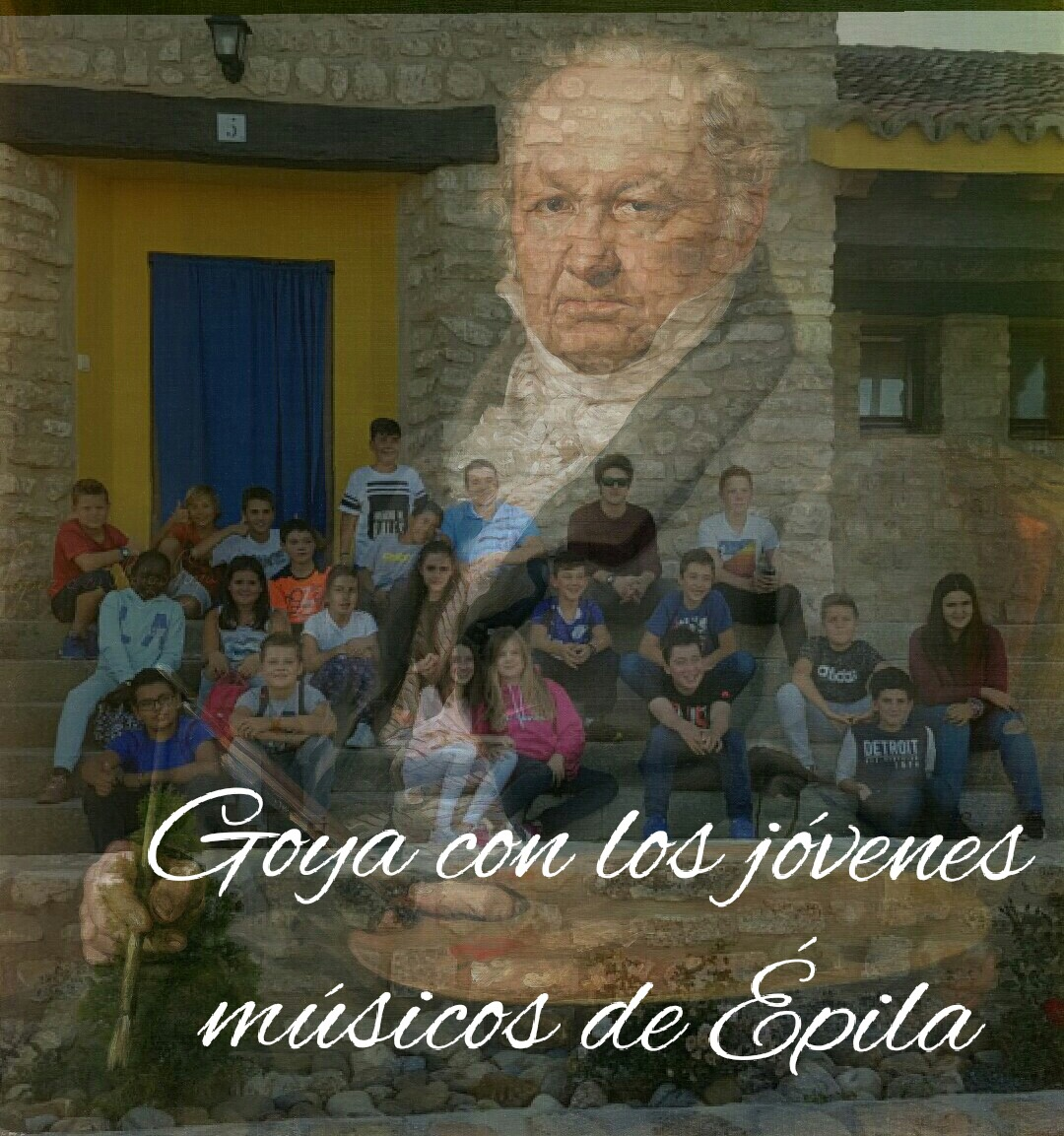 stage de la banda de música de Epila