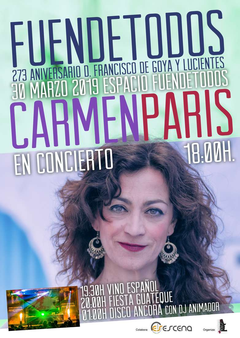 carmen paris